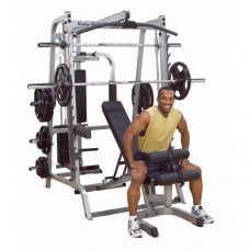 Body-Solid Series 7 Smith Machine Package (GS348QP4)